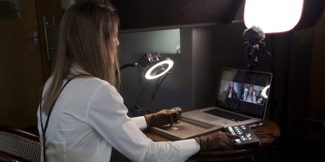 Chocrón Joyeros lidera la nueva experiencia de compra con su Mostrador Virtual.