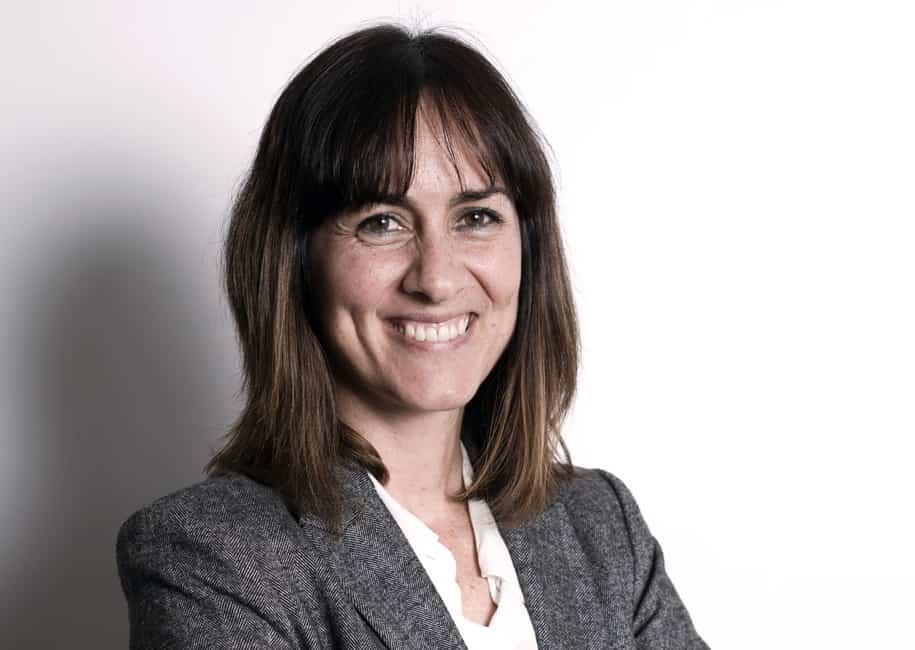 Paula Román Directora General de Feníe Energía