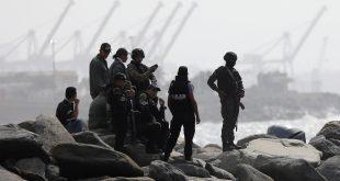 En Macuto, estado Vargas, fueron abatidas por las fuerzas del Gobierno ocho personas, mientras en Chuao, estado Aragua, no hubo pérdidas humanas