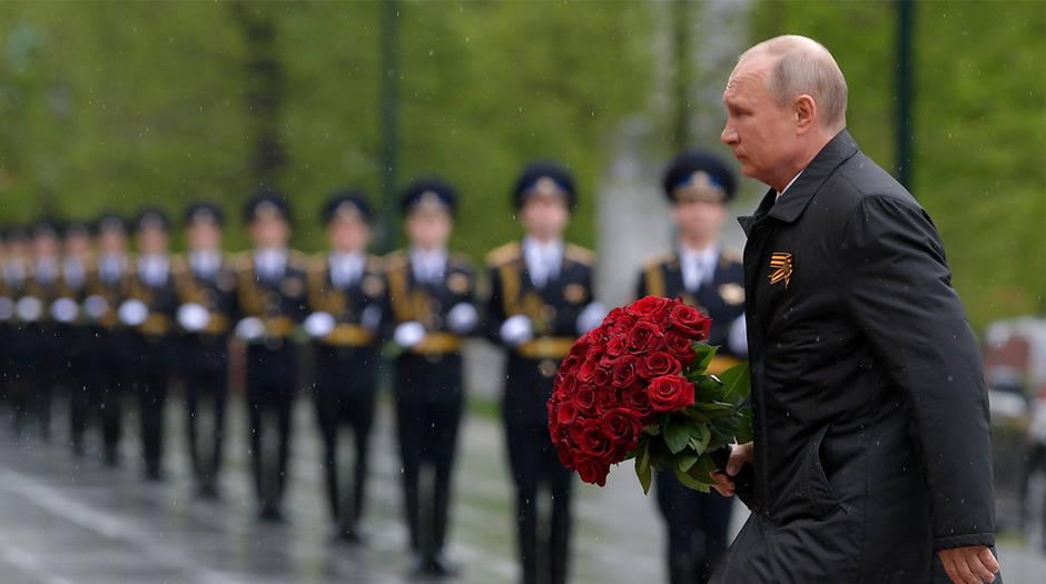 Rusia celebra el Día de la Victoria a puerta cerrada
