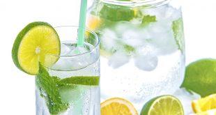 La dieta del agua y el limón