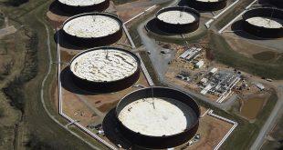 Almacenamiento de hidrocarburos en España en niveles máximos