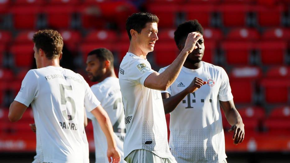 Bayern derrotó al Unión Berlín