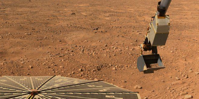 China lanzará una sonda y un robot teleguiado hacia Marte