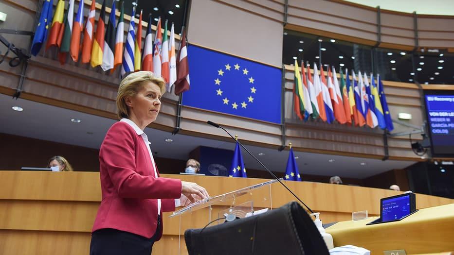 750.000 millones de euros para la próxima generación de la UE