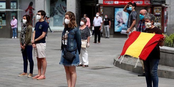 El Gobierno rectifica a la baja cifras de contagio y fallecidos por COV-19