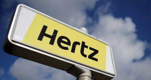 Hertz en bancarrota a causa de las restricciones por la pandemia
