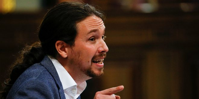 La renta mínima vital enfrenta a Pablo Iglesias con la Unión Europea