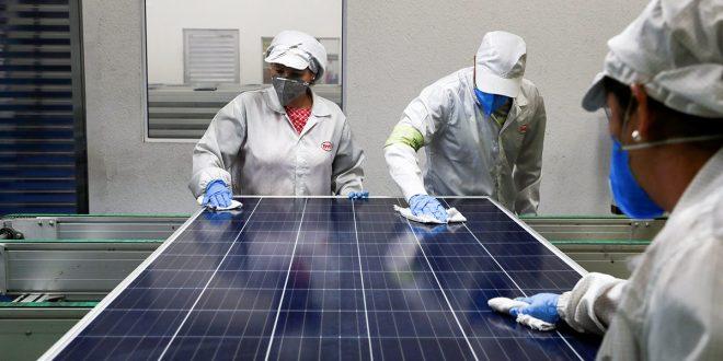 Energías renovables y la pandemia