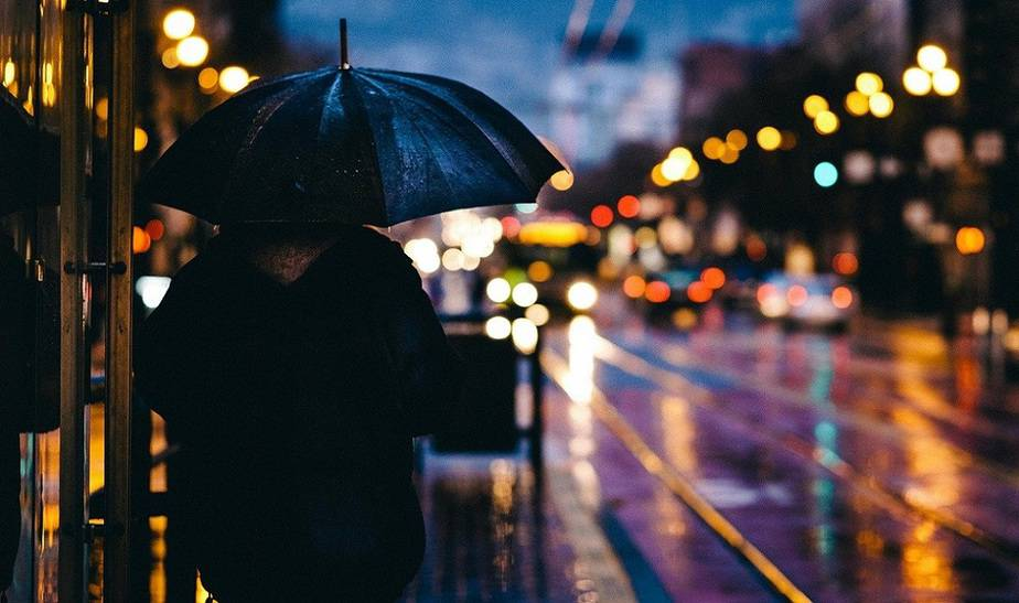 ¡Paraguas en mano! Llegan las lluvias y borrascas a España  / Foto Pixabay