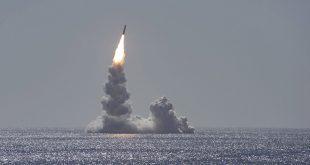 Misiles hipersónicos amenazan con una nueva carrera armamentista