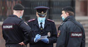 Contagios en Rusia