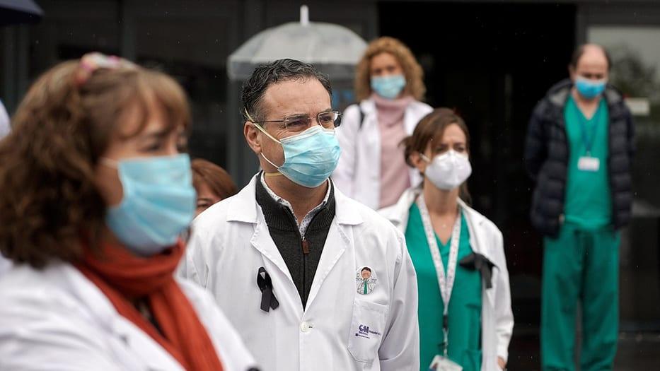 España sobrepasó los 230.000 contagios