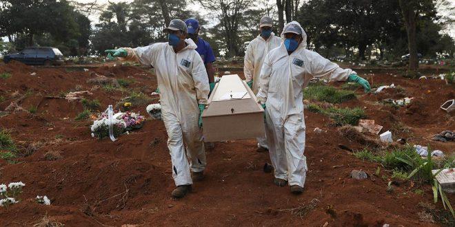 Sudamérica se perfila como nuevo epicentro de la pandemia