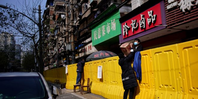 China descarta el mercado de Wuhan como origen del SARS-CoV-2