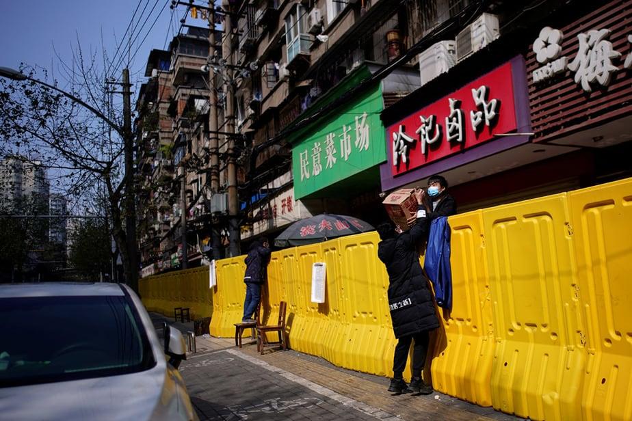 mercado de Wuhan no es origen del coronavirus