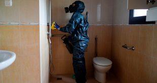 COVID-19 se contagia en los baños