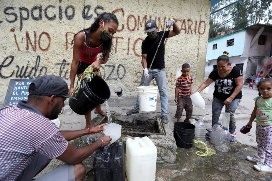 vivir en venezuela