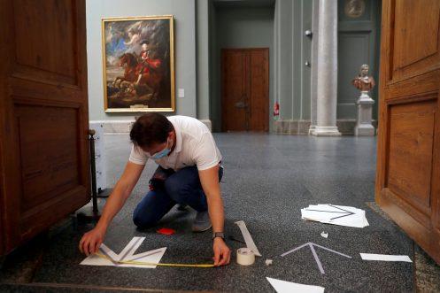 Abren los museos