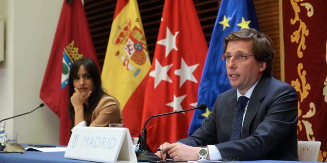El Ayuntamiento de Madrid presenta el plan Adapta 2020