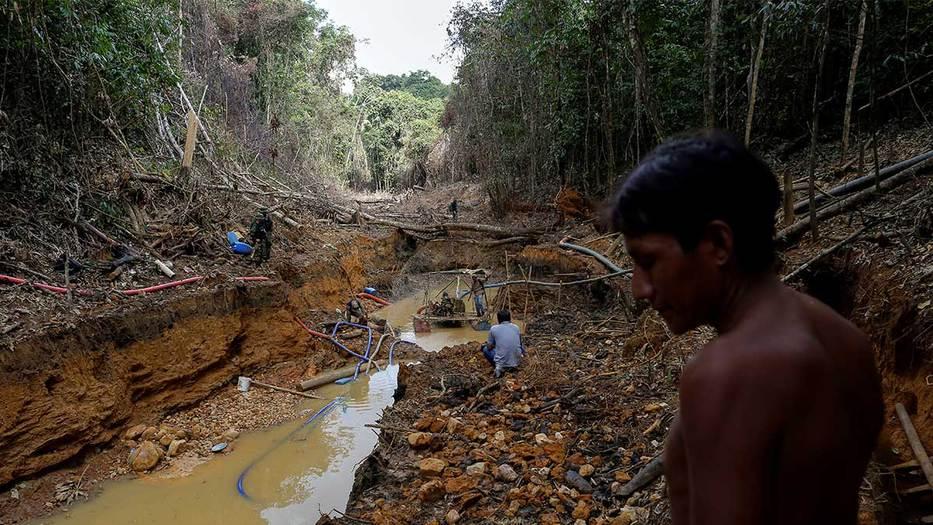 Minería ilegal, minería mortal: el Arco Minero del Orinoco en Venezuela