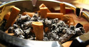 Colillas-de-cigarrillos