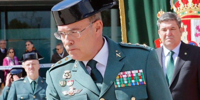 """El Ministro Grande-Marlaska y el """"51 de Madrid"""""""