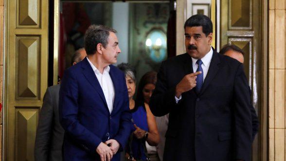 Guaidó a Rodríguez Zapatero