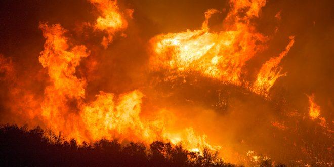 El incendio de Paradise o Camp Fire, que se logró controlar dos semanas después de iniciarse, acabó con más de 10.000 casas y con casi 62.000 hectáreas de bosques/ Pixabay / Foto referencial