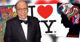 Falleció Milton Glaser