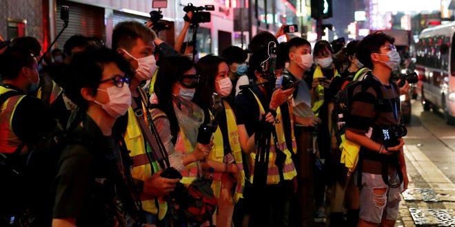 Venezuela, Irán, Hong Kong… Caso Floyd en EE UU… Días aciagos para la libertad de prensa