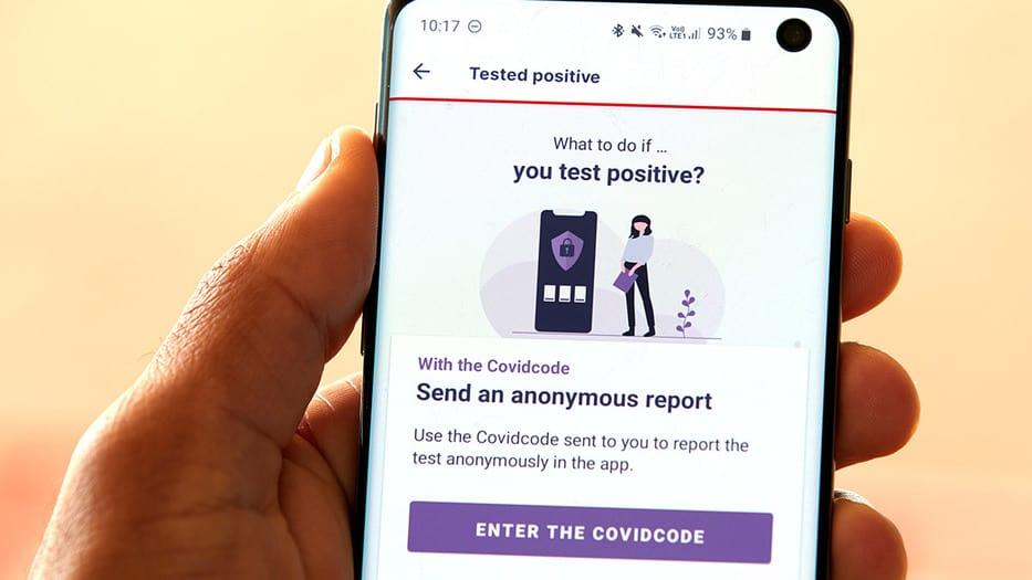 Apps para la COVID-19 son el próximo paso en la desescalada