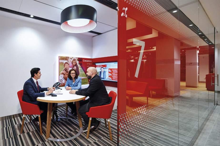 Banco Satander empleo tecnológico