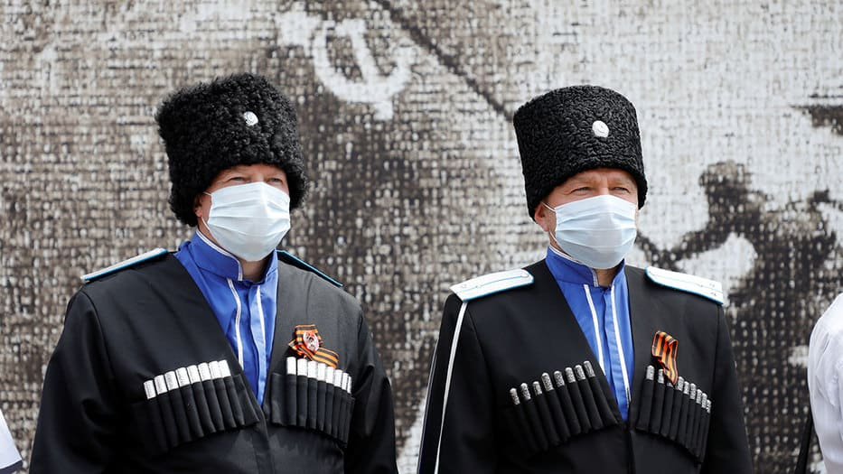 Cifras oficiales rusas sobre el coronavirus generan desconfianza