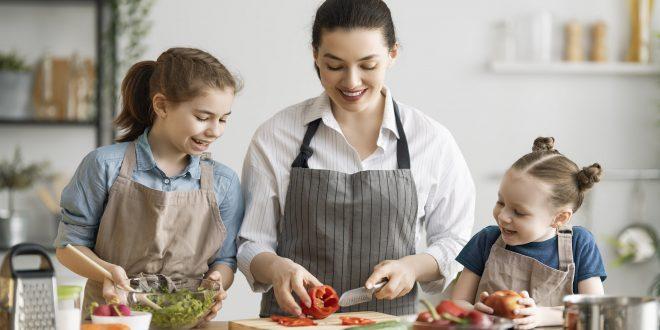 Disminuye el consumo de alimentos poco saludables