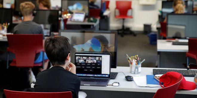 La brecha digital puede dejar atrás a un millón de niños