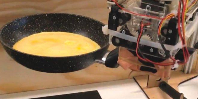 Robots hacen tortillas y las mejoran con la opinión de los consumidores