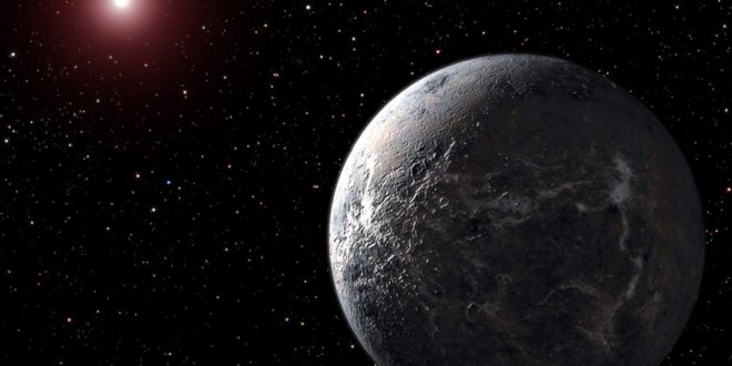 Descubren sistema planetario