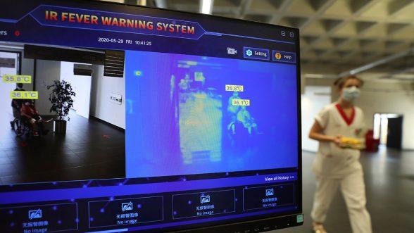 Escáneres de temperatura: ¿Harán más seguro nuestro lugar de trabajo?