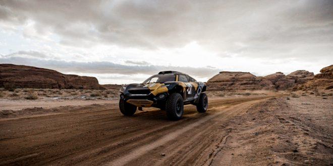 Extreme E: la conciencia ambiental se apodera de las carreras de autos