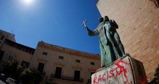 Fray Junípero paga los platos rotos de la intolerancia a ambos lados del Atlántico
