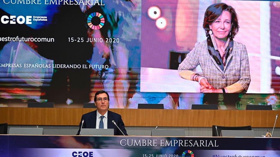 La recuperación económica de España