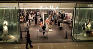 Inditex cierra tiendas
