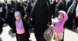 96.000 firmas piden libertad de las iraníes presas
