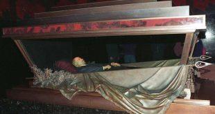 cadáver Lenín