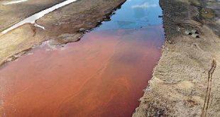 Derrame de diésel en el Ártico Ruso