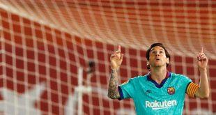 Triunfos del Barcelona y Real Madrid marcan el primer fin de semana tras reinicio de LaLiga