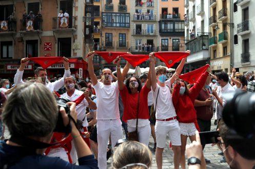 Madrid aforo en todas las actividades