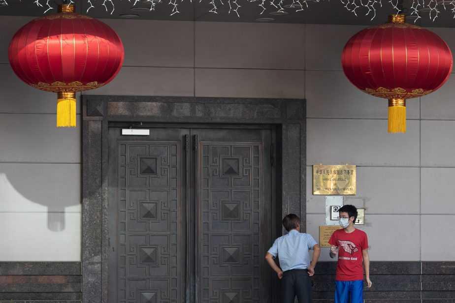China espías cibernéticos