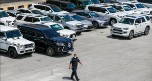 EE UU confisca vehículos